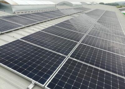 Montáž solárních panelů